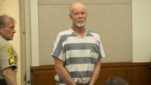 Flint Wayne Harrison enters the courtroom at the Farmington, Utah, Courthouse on Monday, May 23, 2016. (Rick Egan / The Salt Lake Tribune)
