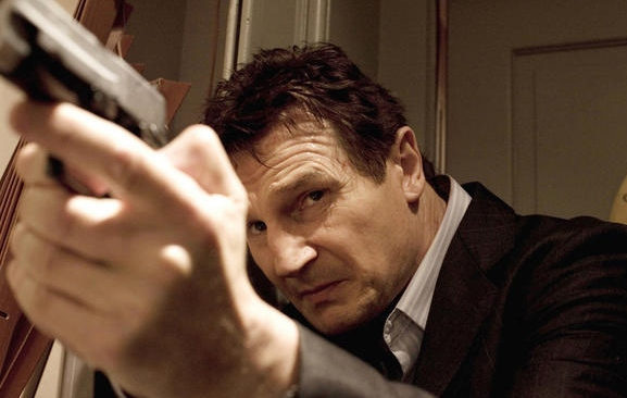 Liam Neeson in 20th Century Fox's 'Taken'