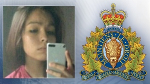 High Prairie RCMP confirm Cory Grey, 19, has been found dead. Supplied.