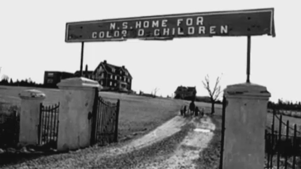 The Nova Scotia Home For Coloured Children is seen in this undated photo.