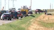 Crash kills teen girl