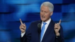 Former President Bill Clinton speaks during the second day of the Democratic National Convention in Philadelphia on Tuesday, July 26, 2016. (AP / J. Scott Applewhite)
