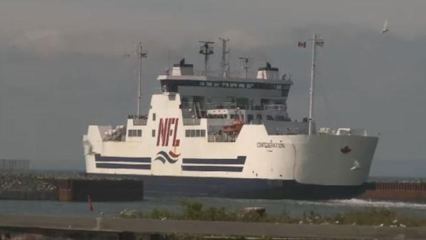 P.E.I. ferry