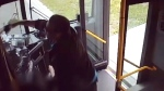 Man throws coffee at Toronto bus driver