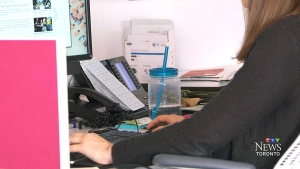 CTV Toronto: Dangers of sitting over 8 hours a day