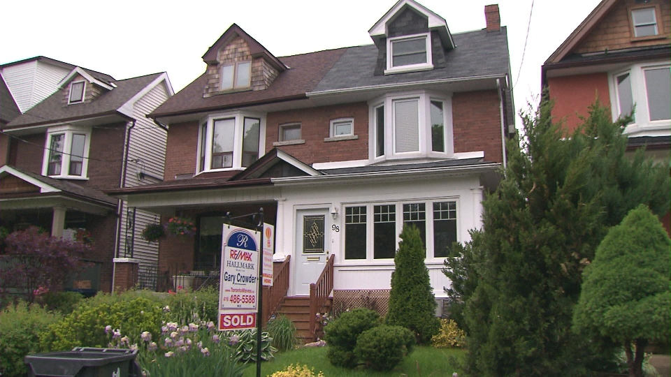 Housing prices in the Greater Toronto Area rose 22.6 per cent from a year ago
