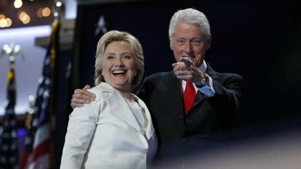 Clinton family to vacation in Quebec's Eastern Townships at 5-star inn