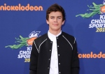 In this July 16, 2015 file photo, Hayes Grier arrives at the 2015 Kids' Choice Sports Awards at Pauley Pavilion, in Los Angeles. (Photo by Richard Shotwell/Invision/AP, File)
