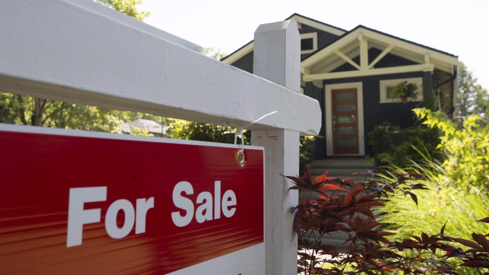 The federal government is instituting significant changes to Canada's mortgage rules aimed at ensuring homeowners will survive an increase in interest rates. (File/THE CANADIAN PRESS)