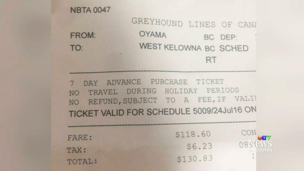 Greyhound Schedule And Fares