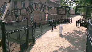 CTV National News: Pope Francis visits Auschwitz