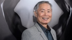 In this March 15, 2016 file photo, actor George Takei attends the premiere of 'Mapplethorpe: Look at the Pictures' in Los Angeles. (Photo by Phil McCarten / Invision / AP, File)