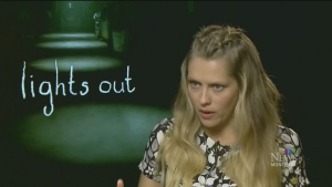 CTV Montreal: Lights Out is thrillingly dark