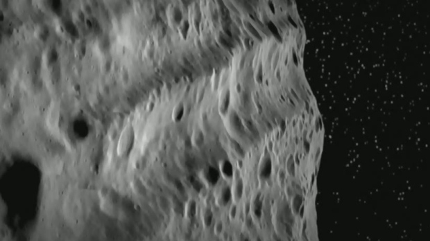 101955 Bennu: The asteroid on a potential collision-course with Earth, in 2175 | CTV News