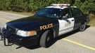 An OPP cruiser is pictured on Friday, Oct. 23, 2015. (Dan Lauckner / CTV Kitchener)