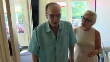 Randy O'Dell and Patti Morris
