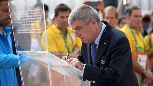IOC pays tribute to Israeli victims of 1972 Munich attack ...