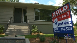 Home sales were up in most of the country's largest markets, including B.C.'s Lower Mainland, Calgary, Winnipeg, the Greater Toronto Area, Ottawa and Montreal. (CTV Vancouver Island)