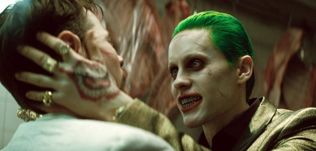 This image released by Warner Bros. Pictures shows Jared Leto in a scene from 'Suicide Squad.' (Warner Bros. Pictures via AP)
