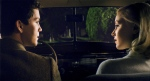 This image provided by courtesy of the Sundance Institute and Indignant Productions Inc. shows, Logan Lerman, left, and Sarah Gadon in a scene from the film, 'Indignation,' directed by James Schamus.