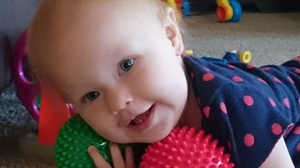 18-month-old Ceira McGrath passed away in November 2015 after being found unresponsive at an unlicensed day home (photo: McGrath/Gladwell family)