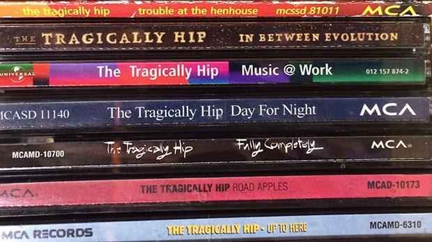 Tragically Hip, Gord Downie, The Hip, concert, Cal