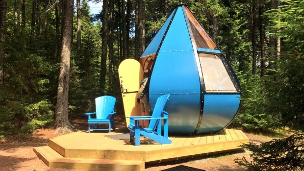 Camping London Ontario >> A new twist on camping at Fundy National Park | CTV News