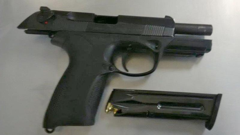 ALERT seized firearm