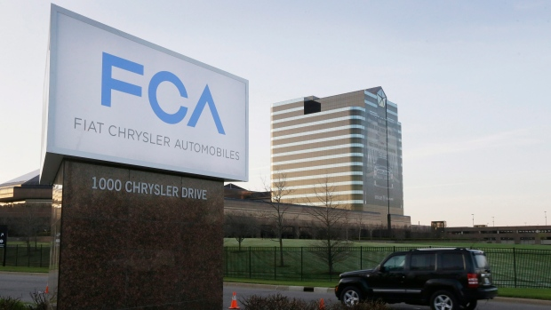 Fiat Chrysler profit rises but debt levels disappoint