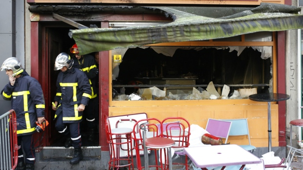 Dead in Fire, Believed to Be Accidental, at Bar in France