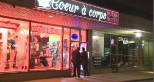 Sex shop in quebec city