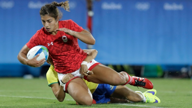 Team Canada crushed by Great Britain in women's rugby sevens in Rio