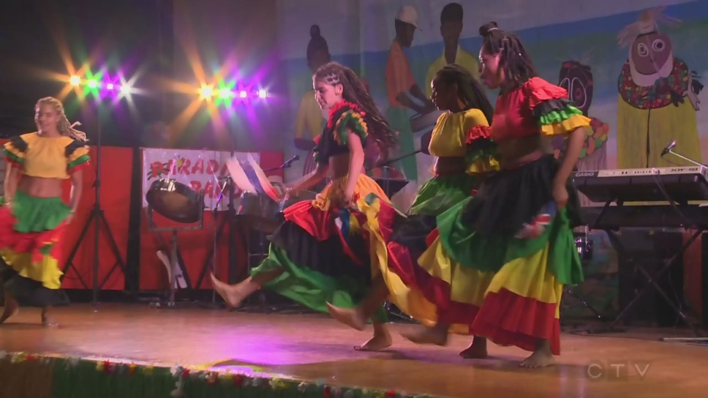 An anniversary gift to Folklorama: Attendance numbers up for festival's 50th