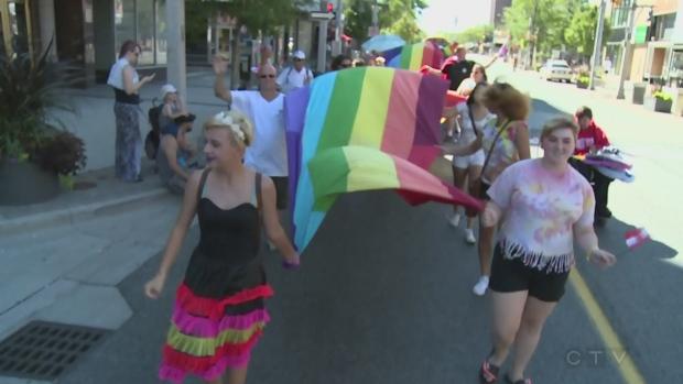 Windsor Pride Parade