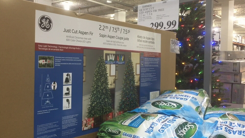 costco tree - Costco Christmas Decorations 2017 Australia