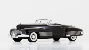 The GM Buick Y-Job © Courtesy of the Historic Vehicle Association