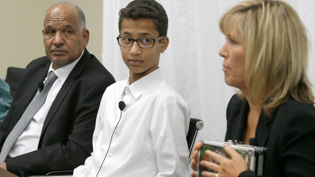 Family of Ahmed Mohamed files lawsuit over arrest
