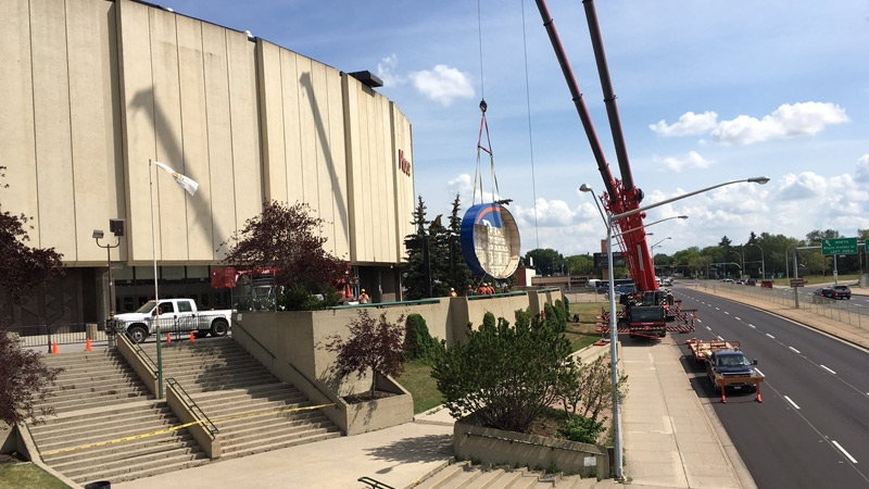 Rexall Sign removal