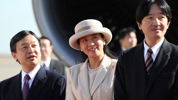 Prince Naruhito says he is ready to ascend Japan's throne