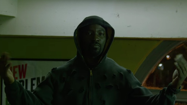 New Poster Debuts For Marvel's Luke Cage