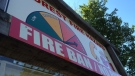 Fire chiefs across Muskoka have issued a fire ban until further notice. (Rob Cooper/CTV Barrie)