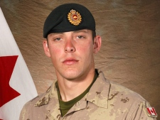 Sapper Sean David Greenfield is pictured in this undated handout photo. (THE CANADIAN PRESS / DND)