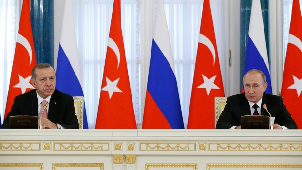 Europe Looks To Turkey For Gas Bypassing Russia, Ukraine