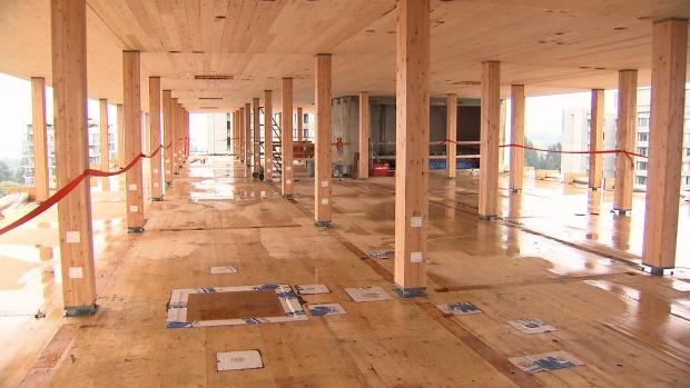 UBC builds tallest wooden building
