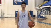 International student from China is living a dream after suiting up for the UBC Thunderbirds basketball team.