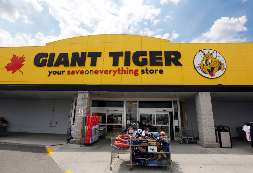 Giant Tiger to expand in the North