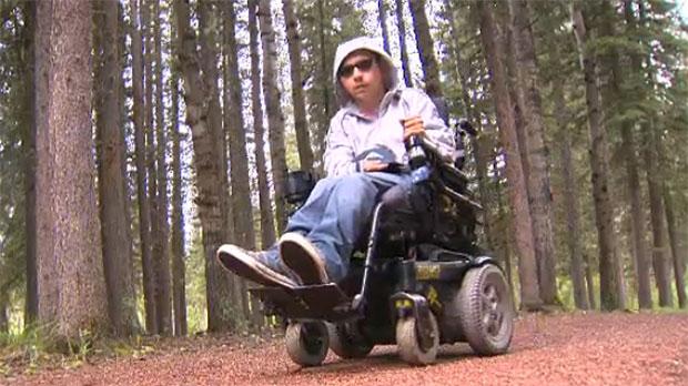 Meet this week's Inspiring Albertan - Colby Ewasiuk