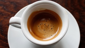 A cup of coffee is shown in this stock image. (Lasse Kristensen/Shutterstock.com)