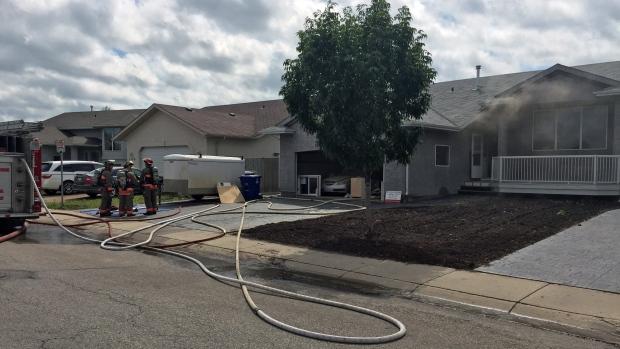 Fire Crews Investigating Arbor Creek Blaze Ctv Saskatoon
