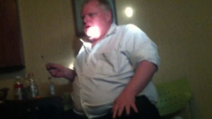 WARNING: Graphic content: Rob Ford crack video
